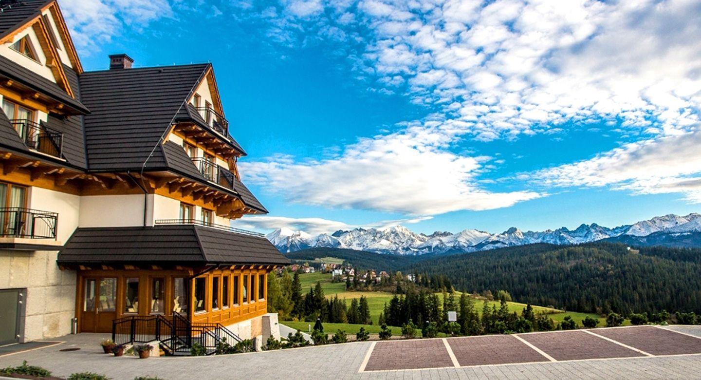 TOP 5 hoteli idealnych dla rodziny