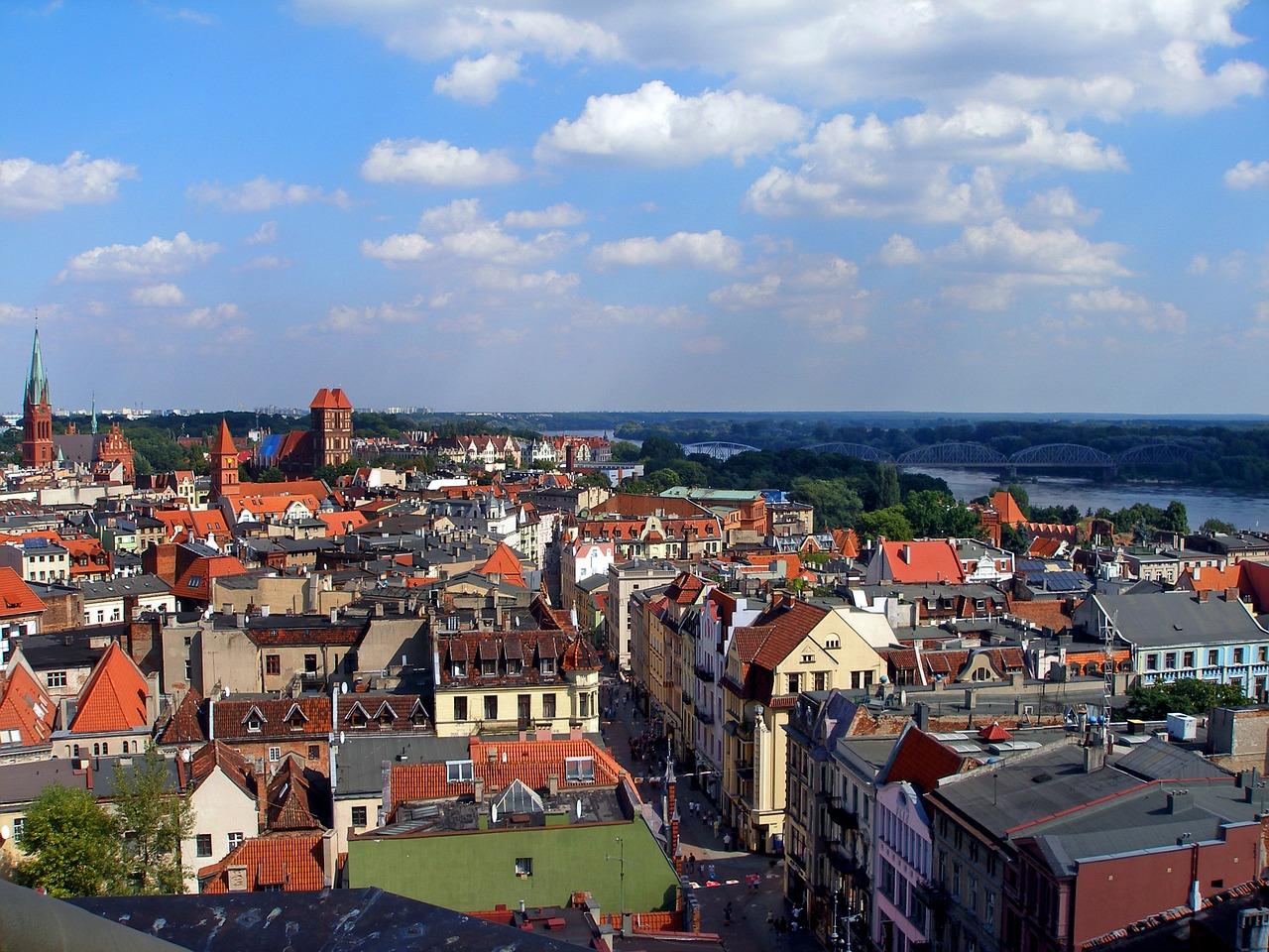 Co warto zobaczyć w Toruniu?